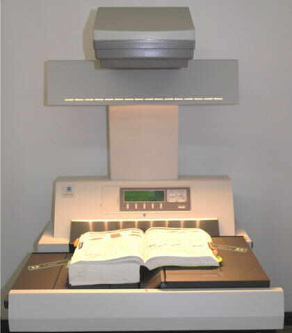 Minolta PS3000 Publication / Book Scanner Picture