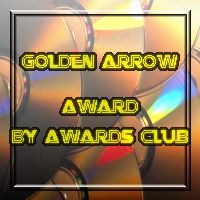 Gold Arrow Award Image : Your site was good enough to win the Golden Arrow Award.