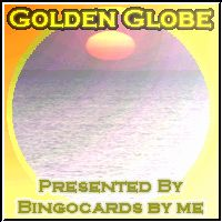 Gold Globe Award Image : Your site was good enough to win the Golden Globe Award.