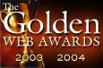 Golden Web Award : The Cooking Inn has been reviewed and chosen to bear the 2003-2004 Golden Web Award.