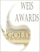 Gold Award Image : WOW! What a splendiferous journey. It would be our honour if you would accept our Weis-Awards Gold Award.