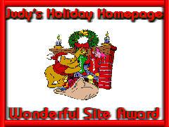Wonderful Site Award
