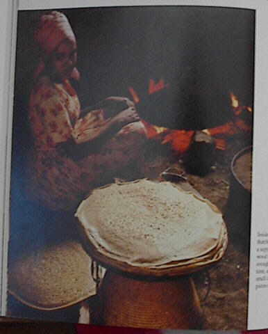 Injera Image