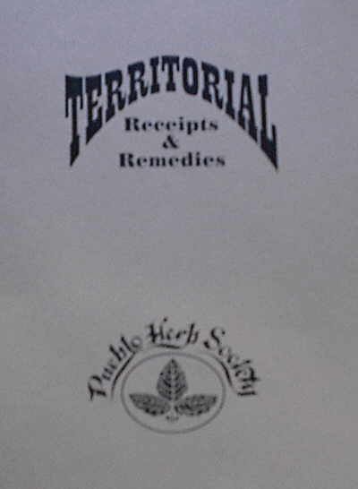 Territorial Receipts & Remedies Image