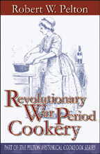Revolutionary War Period Cookery Image