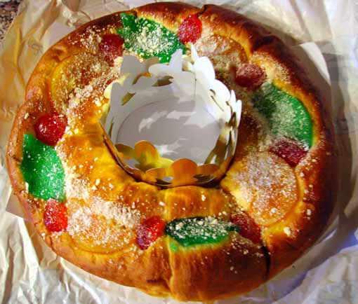 Ring Cake Image