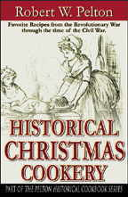 Historical Christmas Cookery Image