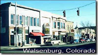 Walsenburg, Coloraodo Image